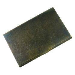 黃銅名片卡匣
