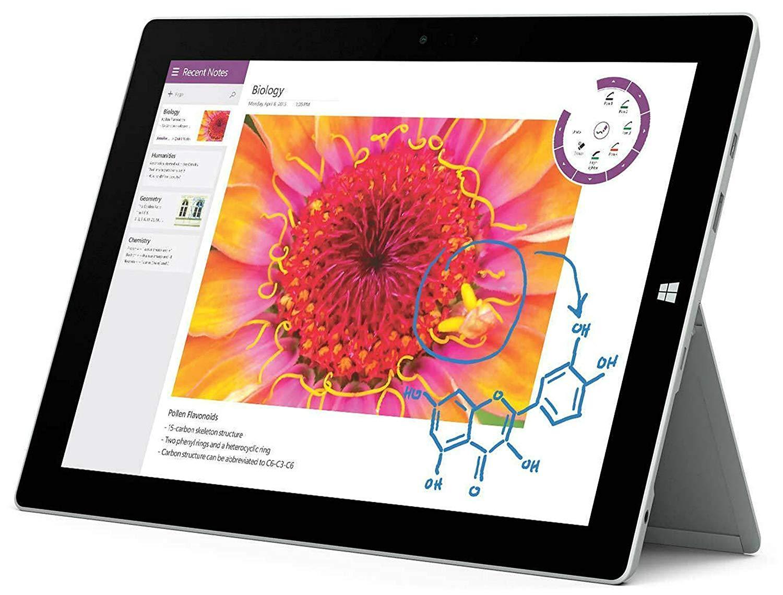shop sale prices microsoft surface 3 10 8 inch 128gb wifi tablet rh rakuten com