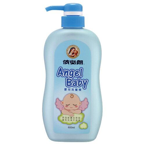 依必朗 嬰兒洗髮精 600ml【德芳保健藥妝】