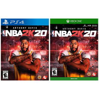 Deals on NBA 2K20 PlayStation 4 or Xbox One