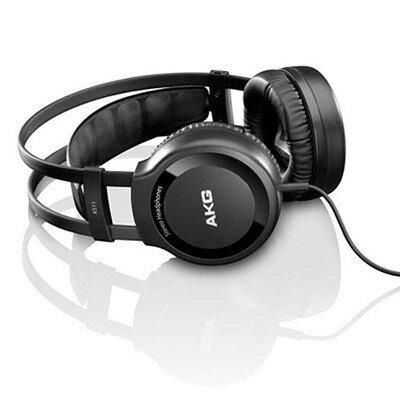 志達電子K511贈收納袋AKG耳罩式耳機(愛科公司貨)