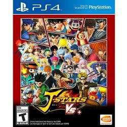 【二手遊戲】PS4 J群星 勝利對決+ J-STARS VICTORY VS+ 繁體中文版【台中恐龍電玩】