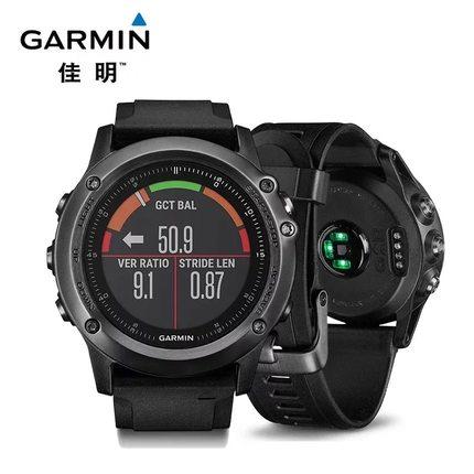美琪 Garmin正品 Fenix3中文光電心率GPS登山運動錶