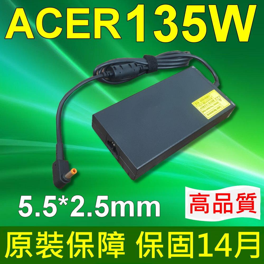ACER 高品質 135W 橘頭 變壓器 ADP-135DB BB ADP-135EB SADP-135EBKP.13503.004 PA-1131-05 PA1131-07 PA-1131-08 P..