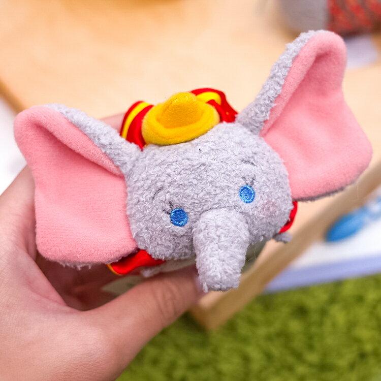 PGS7 日本迪士尼系列商品 - 日本 進口 TSUM TSUM 小飛象 馬戲團 疊疊樂 沙包 娃娃【SJD71064】