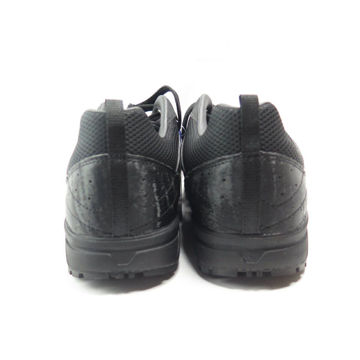 【滿額領券折$150】Mizuno VS防護鞋 男款 工作安全鞋 F1GA201009 全黑【iSport愛運動】
