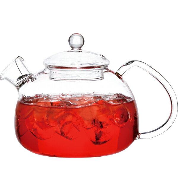 ~佑銘 LY609~M~ 款~單層花茶壺^(600ml^)玻璃杯 耐用不易老化起霧 茶杯