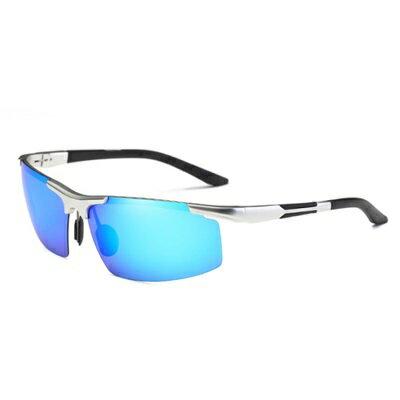 ☆太陽眼鏡偏光墨鏡-時尚運動騎行輕盈男眼鏡3色73nn23【獨家進口】【米蘭精品】