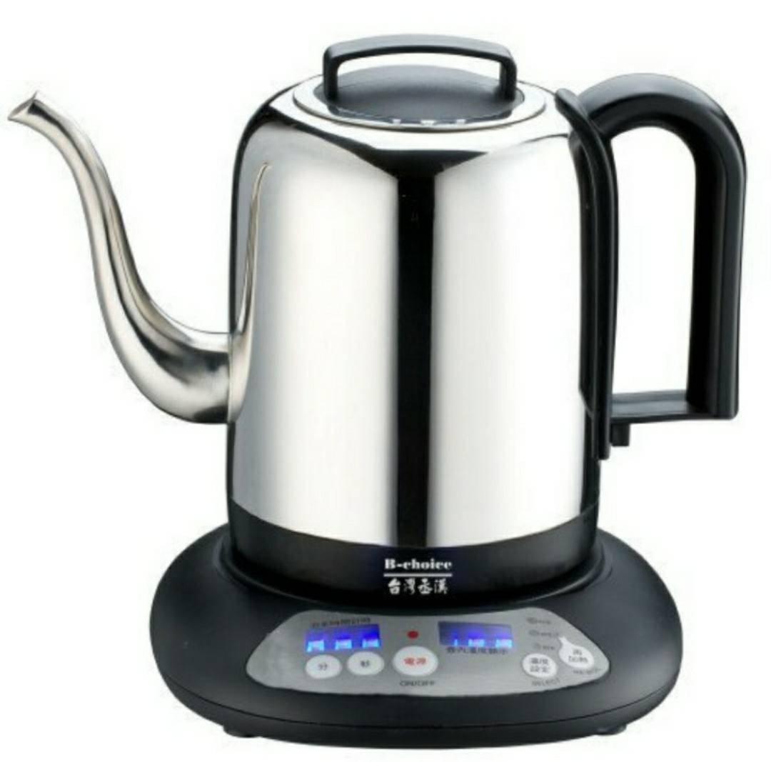 丞漢 不鏽鋼 智慧型電茶壺 MST-188