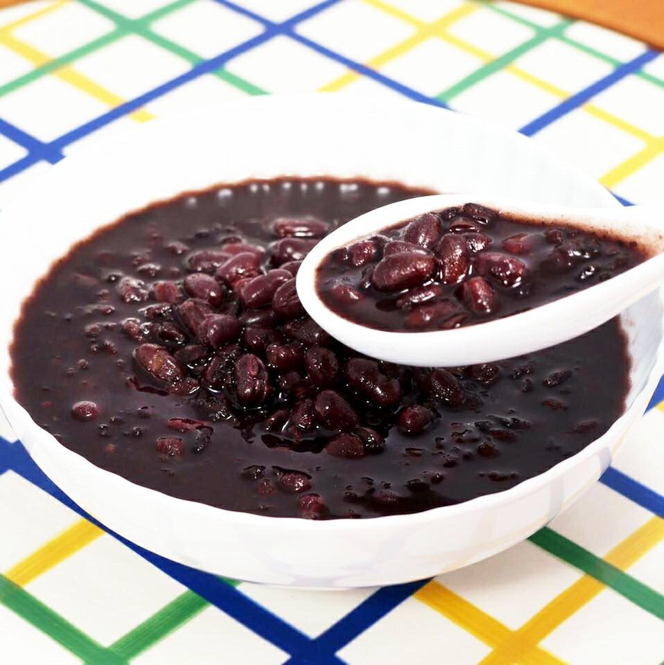 紅豆紫米粥 (12人份)