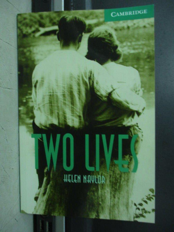 【書寶二手書T2/原文小說_LOQ】Two Lives_Helen Naylor