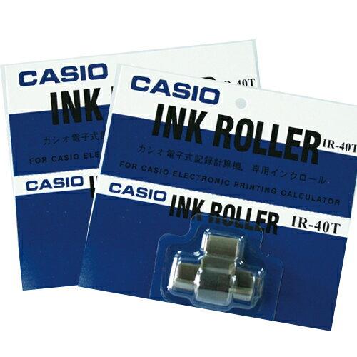 【永昌文具】CASIO 卡西歐 IR-40T 列印式計算機墨球 /個 ( HR-150TM、HR-100TM、HR-150RC 專用)
