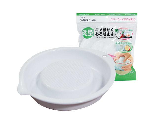 丸形研磨料理盤