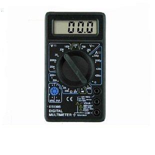 電子式三用電錶 式三用電表 簡易型的測電工具