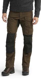 ├登山樂┤瑞典FjallravenViddaProG1000雙色褲休閒褲(633深橄欖)#F81760R-633