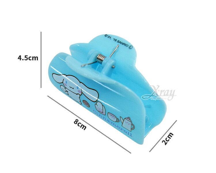 大耳狗鯊魚夾(1入.2款隨機.白 / 藍),髮飾 / 髮夾 / 髮箍 / 髮束 / 頭飾 / 髮插,X射線【C574002】 3