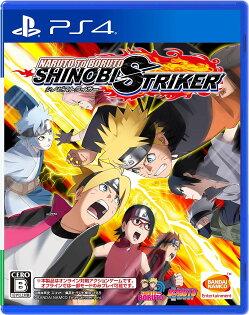 預購中8月30日發售中文版[輔導級]PS4NARUTOTOBORUTO新忍出擊豪華版