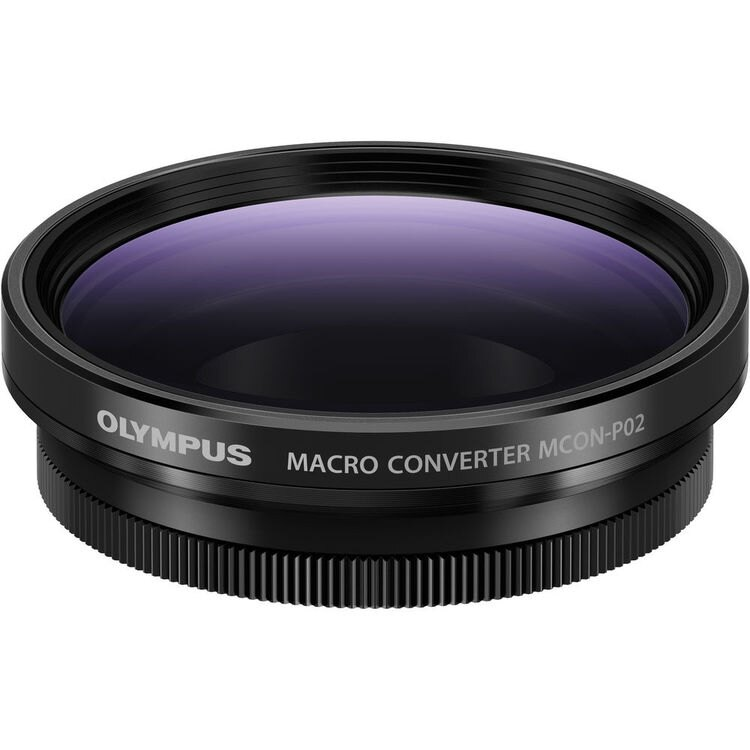 【普羅相機】OLYMPUS MCON-P02 微距轉換鏡