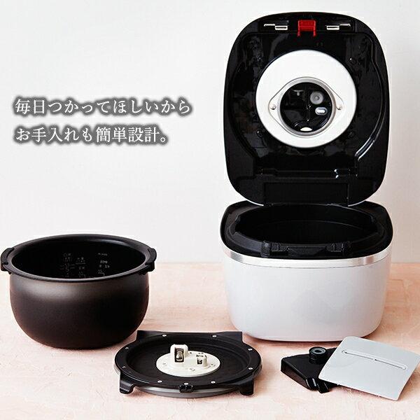 日本虎牌TIGER / IH壓力電鍋 / JPC-A101。3色。(26800*7.7)日本必買代購 / 日本樂天 5