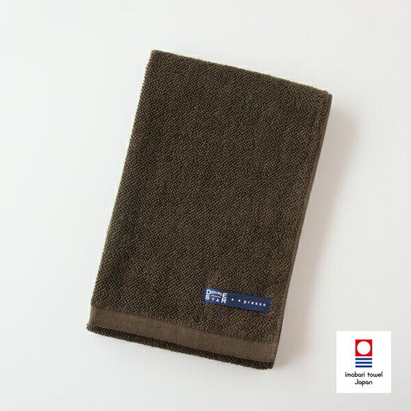【滾筒式洗衣機適用】ポワン小粒毛巾 / 咖啡色