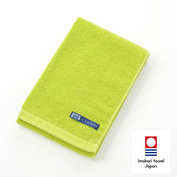 【滾筒式洗衣機適用】ポワン小粒毛巾 / 綠色