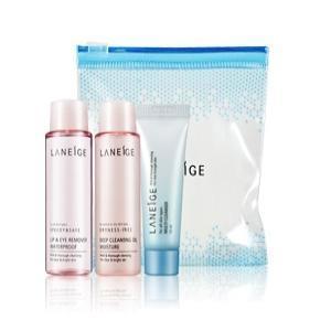 韓國 Laneige 蘭芝 卸妝清潔三件套 《ibeauty愛美麗》