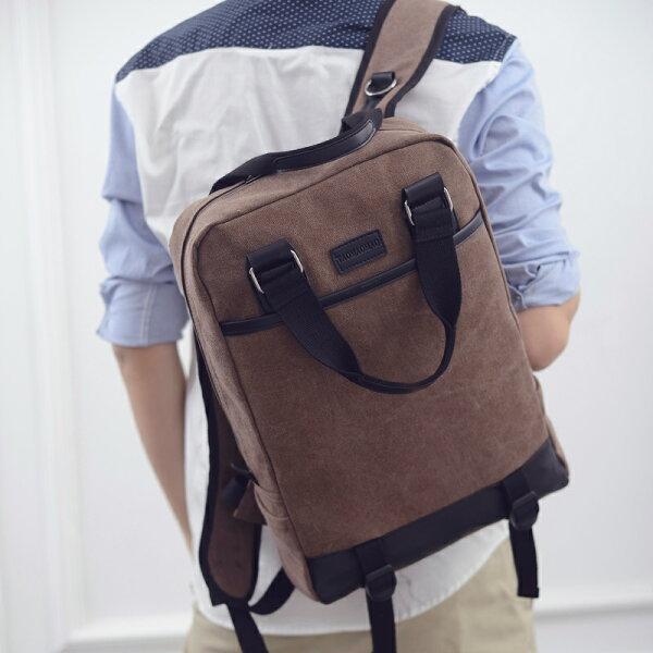 冠軍包款-厚實帆布包新款韓版休閒帆布包熱銷時尚肩背包後背包韓版帆布包NY213