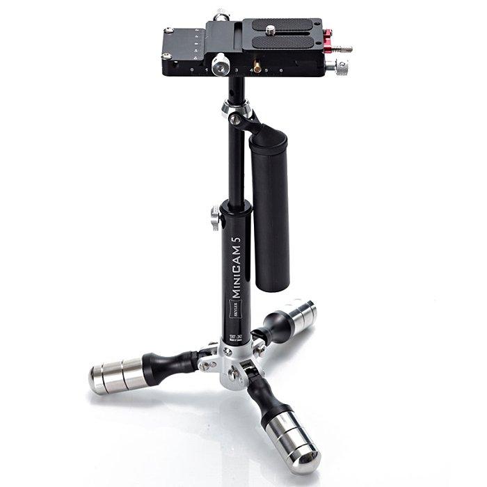◎相機專家◎ 【福利品】 Skyler MiniCAM 5 手持穩定器 五代 DSLR錄影 婚禮錄影必備工具 公司貨