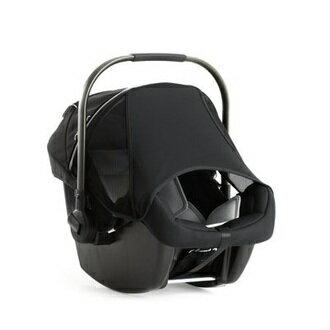 【組合現省$4100 再送贈涼感座墊+汽車椅連接器+玩偶】荷蘭【Nuna】Pepp Luxx 二代時尚手推車(紅色)+PIPA提籃 4
