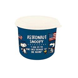 大西賢 史努比 Snoopy 塑膠杯附蓋 太空人 美國國旗peanuts花生糊塗塔克 日本進口正版 760821