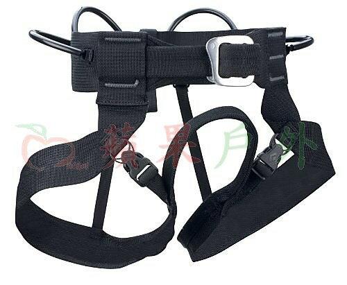 【【蘋果戶外】】BlackDiamond650026ALPINE登山攀岩安全座帶BD傳統扣具吊帶坐帶登山
