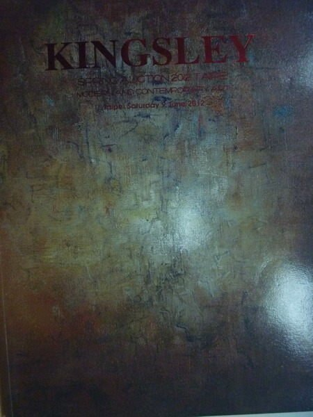 <br/><br/> 【書寶二手書T8/收藏_YCB】Kingsley_Modern and Contemporary Art_2012/6<br/><br/>