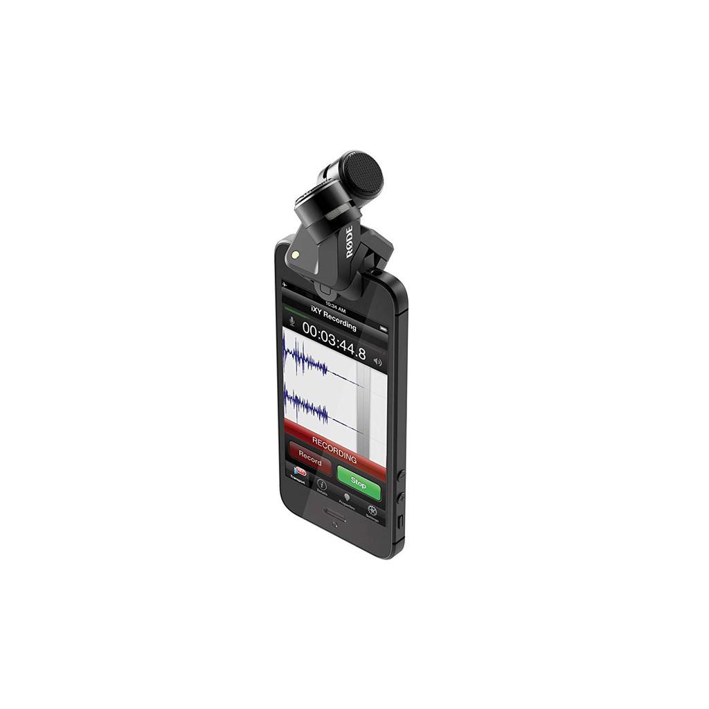 【中壢NOVA-水世界】RODE Lightning iXY 手機麥克風 立體聲 FOR iPhone iPad 公司貨