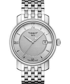 TISSOT天梭T0974101103800 寶環系列經典石英腕錶/白面40mm