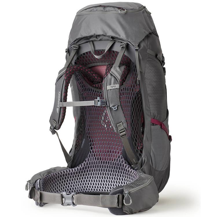 ├登山樂┤美國 GREGORY 女 50 Katmia 登山背包 二分灰 S/M # GG137241-5584
