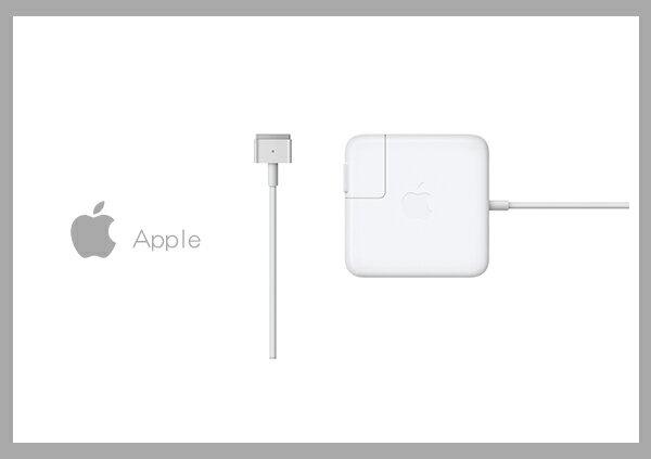 Apple 60W MagSafe 2 原廠電源轉換器 (適用於配備13吋Retina顯示器的MacBook Pro) (密封裝-台灣電檢)