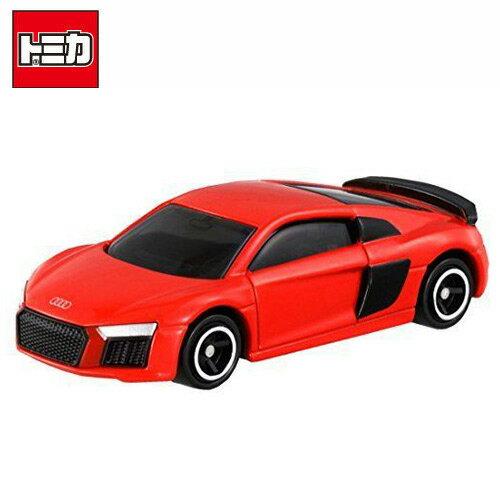 【日本正版】TOMICA 多美小汽車 日版 奧迪 Audi R8 NO.39 玩具車 跑車 - 879633