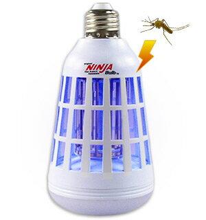 2-in-1 Mosquito Killing LED Light Bulb 0