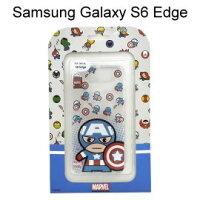 美國隊長 手機殼吊飾推薦到復仇者聯盟Q版透明軟殼 [美國隊長] Samsung G9250 Galaxy S6 Edge【正版授權】就在利奇通訊推薦美國隊長 手機殼吊飾