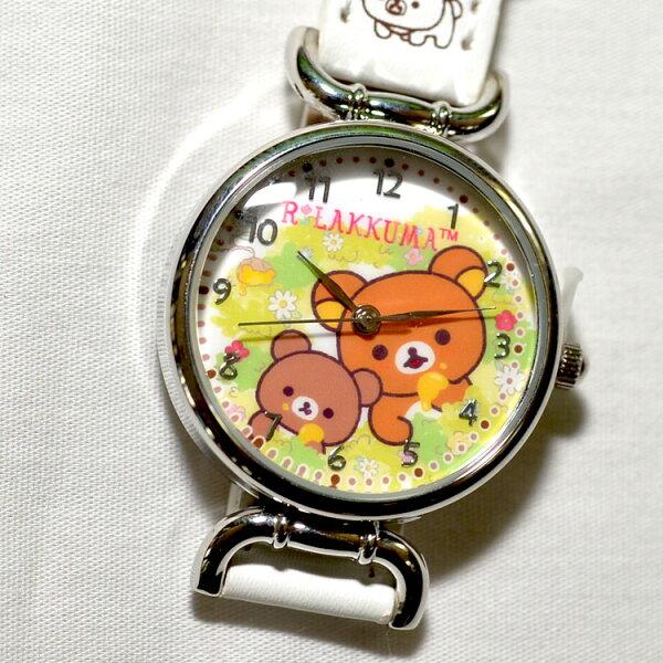 拉拉熊指針式手錶日本限定正版品Rilakkuma