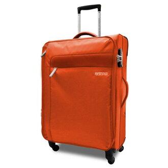 【加賀皮件】AT美國旅行者 SURF 25吋 超輕量布面四輪360度 行李箱 旅行箱 27R