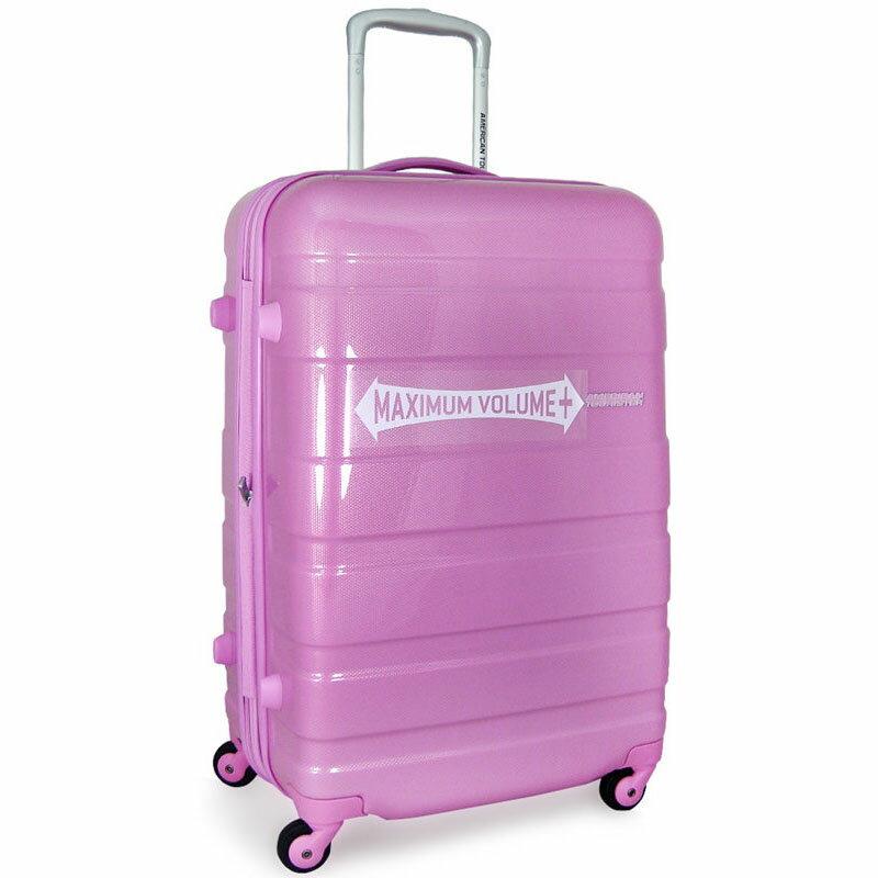 【加賀皮件】AT美國旅行者 18吋 輕量PC硬殼可加大行李箱 旅行箱 31T