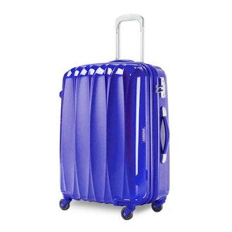 【加賀皮件】AT美國旅行者 Arona 亮眼寶石 25吋 鏡面波紋靜音四輪 行李箱【70R-25】