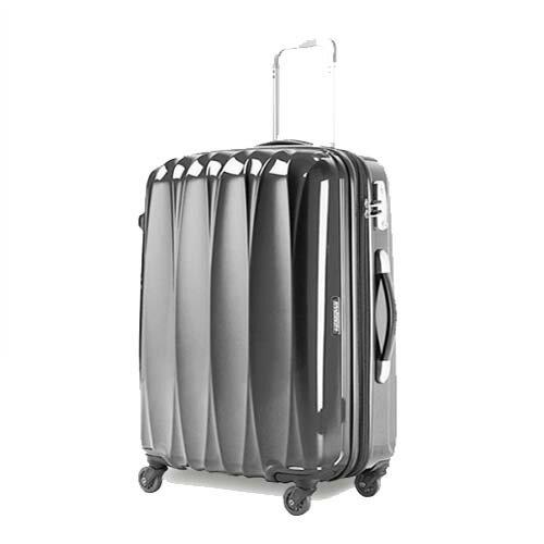 【加賀皮件】AT美國旅行者 Arona 亮眼寶石 21吋 鏡面波紋靜音四輪 行李箱【70R-21】