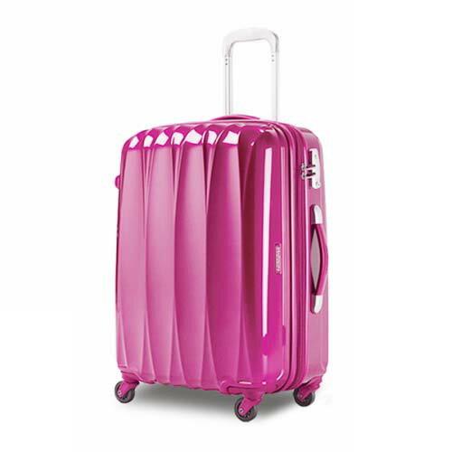【加賀皮件】AT美國旅行者 Arona 亮眼寶石 29吋 鏡面波紋靜音四輪 行李箱【70R-29】