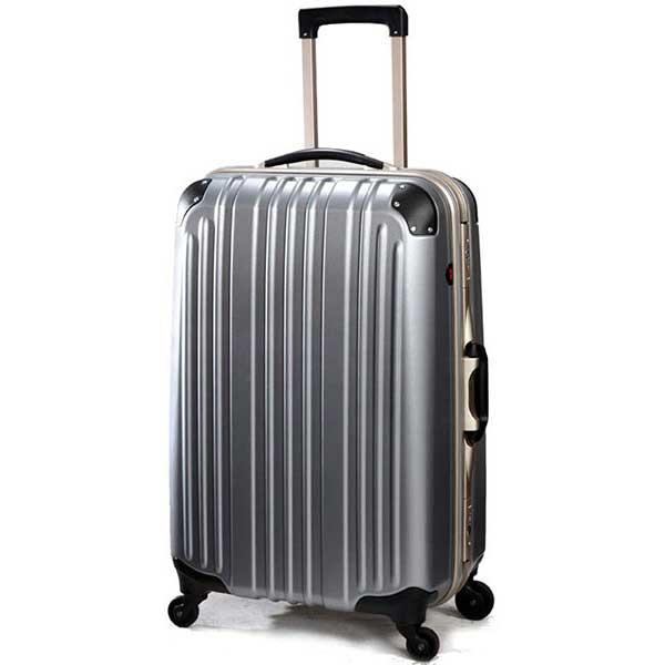 【加賀皮件】Commodore 戰車 27吋 硬殼 鋁框 霧面 行李箱 旅行箱 9809