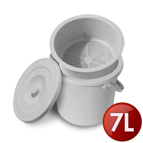 Wally Fun 環保廚餘回收桶 (7L)