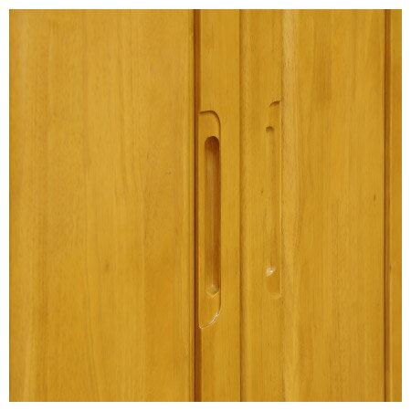 ◎(OUTLET)衣櫥 衣櫃 OUKA 80WR LBR 福利品 NITORI宜得利家居 8