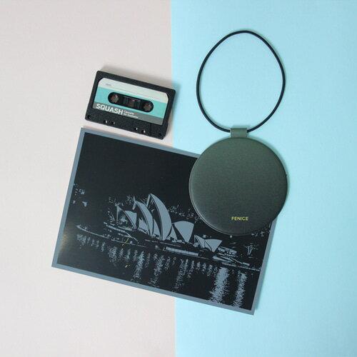 【FENICE】Midnight系列行李吊牌(綠)