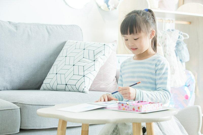兒童書桌  學習桌  遊戲桌    MyTolek 童樂可 樂遊桌~棉花糖+喵喵椅 5